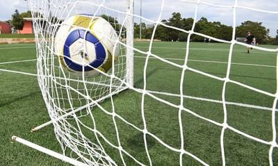 Futbalová sieť senior  4mm   7,32 x 2,44 x 2 x2 m