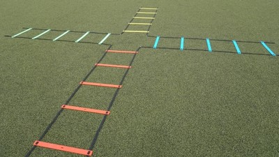 Koordinačný rebrík  4 x 4 m