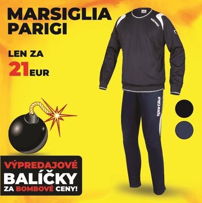 MARSIGLIA PARIGI XL