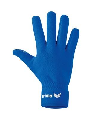 ERIMA Zimné hráčske rukavice modrá