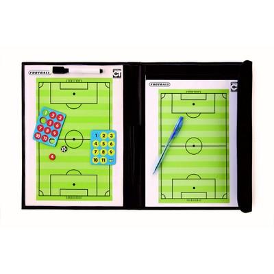 Magnetická taktická tabuľa  futbal  - 32x24 cm