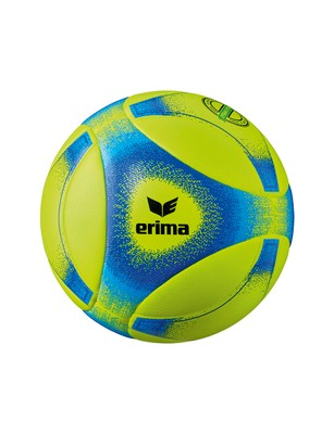 ERIMA zápasová futbalová lopta Hybrid Match Snow v.5 žltá