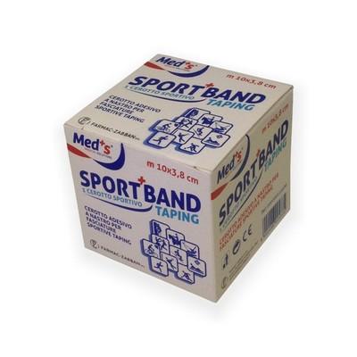 Tejpovacia páska SPORTBAND 3,8 cm