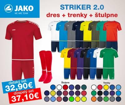 SET  DRES STRIKER 2.0