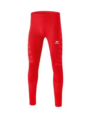ERIMA termo dlhé nohavice ELEMENTAL LONG červená