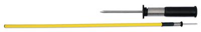 Slalomová tyč s kĺbom 160cm