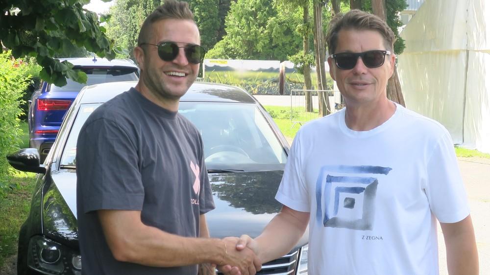 Micheľ nechce ani euro. S Prešovom by do piatich rokov rád postúpil do ligy