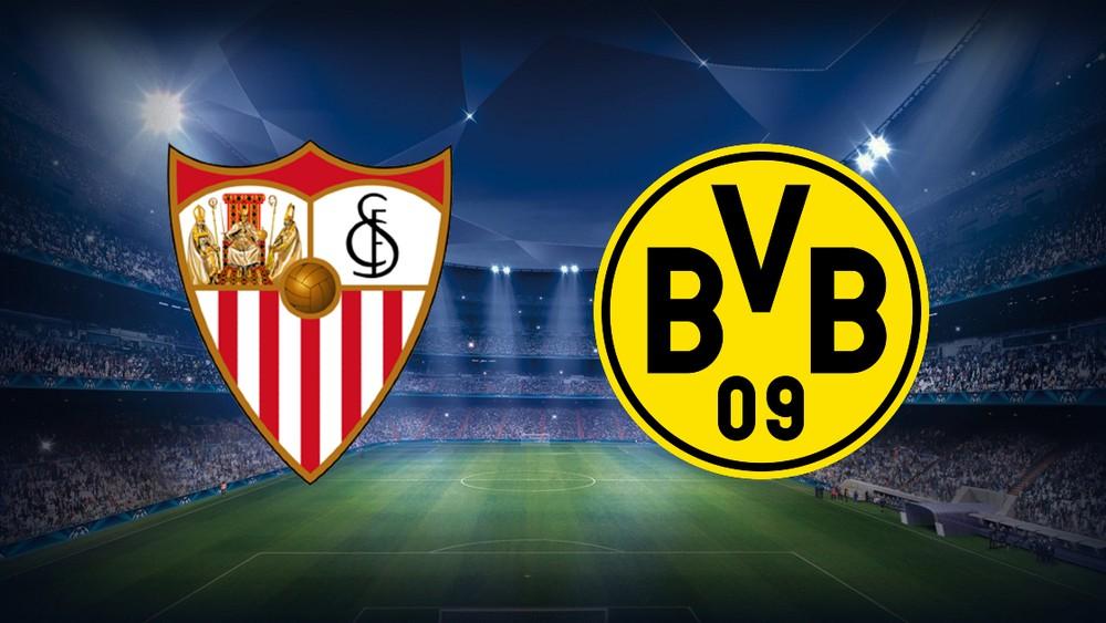 ONLINE: FC Sevilla - Borussia Dortmund (Liga majstrov dnes)
