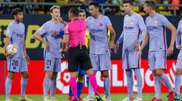 Barcelona dohrávala v oslabení, mužom zápasu bol jej brankár
