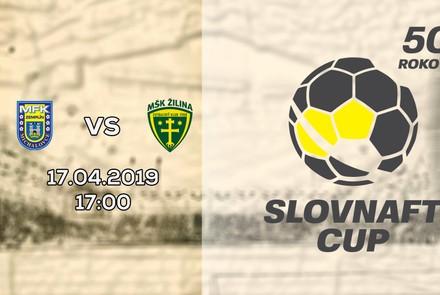617c8f48a8 LIVE  SLOVNAFT CUP  17. APRÍLA 2019