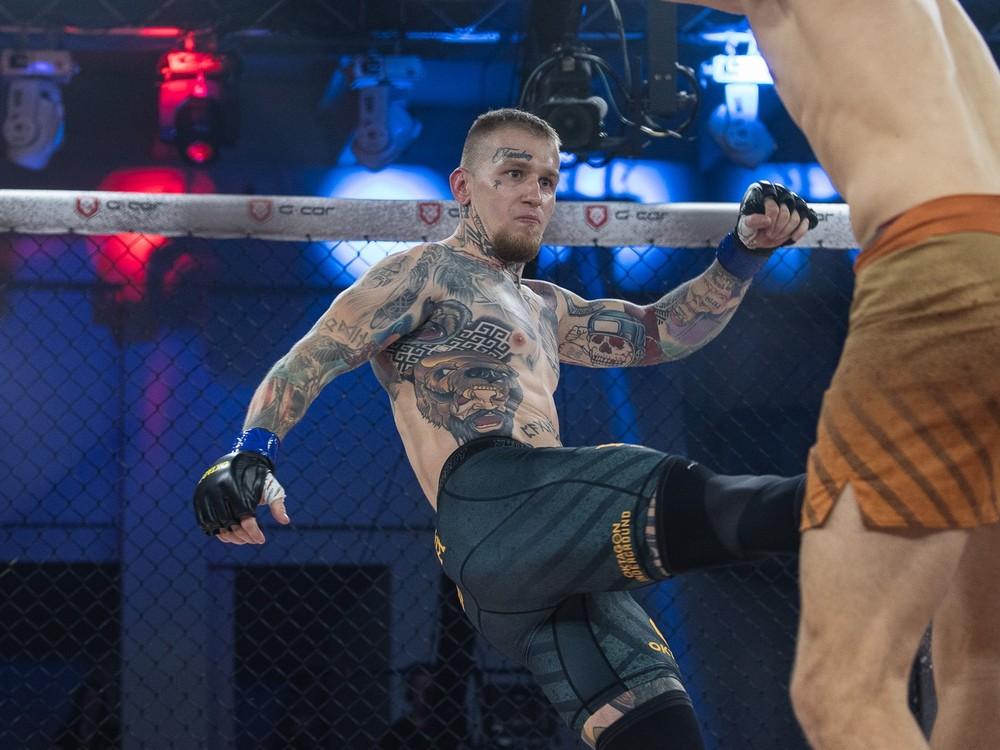 Na podujatí IMPACT MMA uvidíme v akcii aj Michala Petriša!