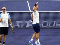 Poláška vo finále dlho ošetrovali. Z Indian Wells si odnášajú státisíce