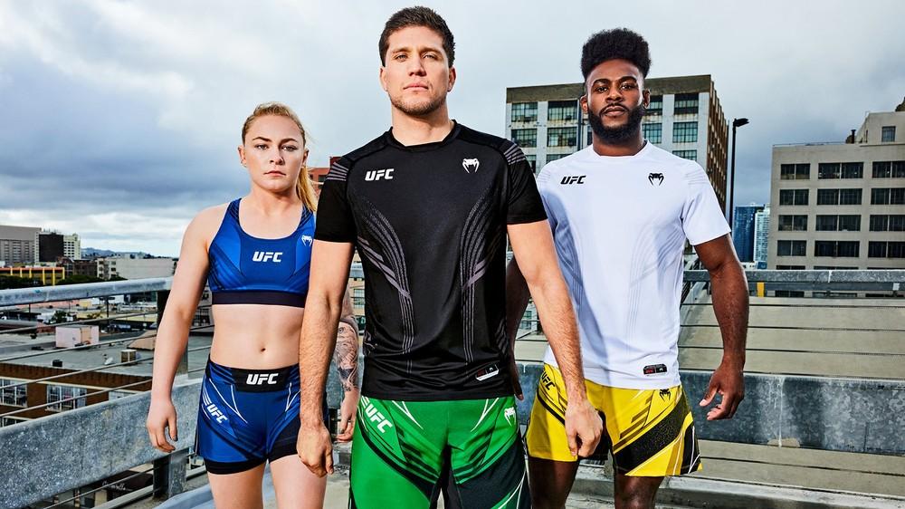 FOTO: Nový sponzor UFC predstavil dizajn oblečenia. Zároveň však hrozia nečakané komplikácie