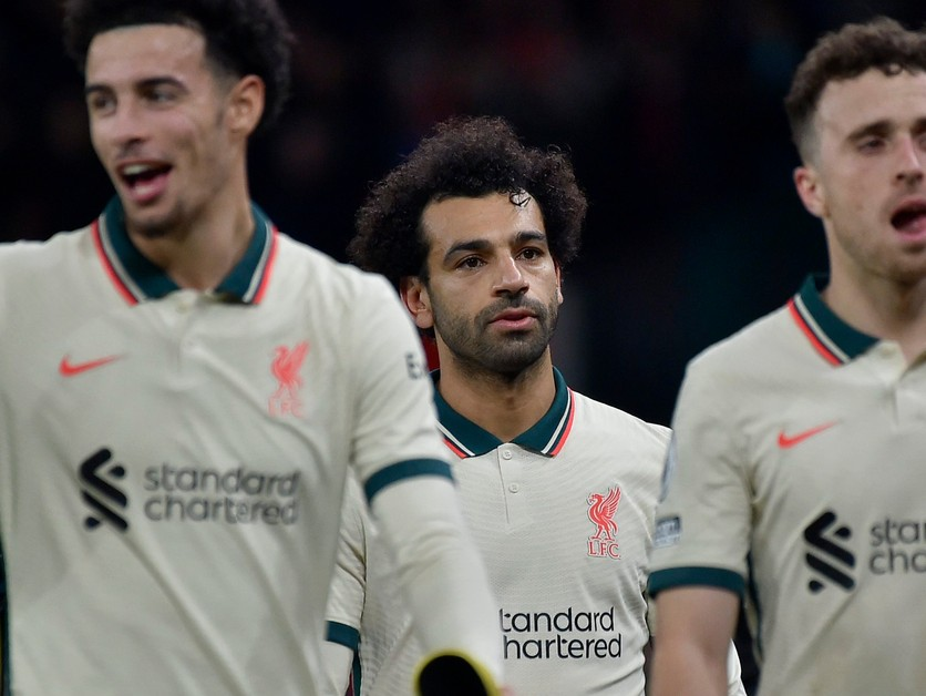 Salah by hral za Liverpool aj do konca kariéry. Egypťan však chce kráľovský plat