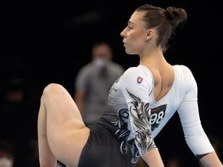 Darilo sa jej v silnej konkurencii. Mokošová postúpila vo Varne do finále