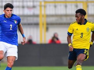 Elanga sa ozval po zápase s Talianskom: Švéd bol terčom rasizmu