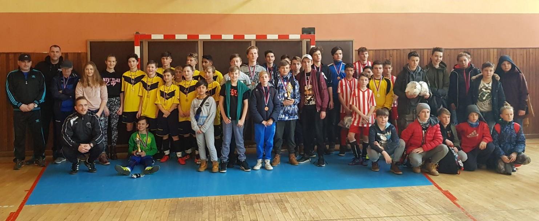 Halový turnaj žiakov: Suverénna Banská Štiavnica