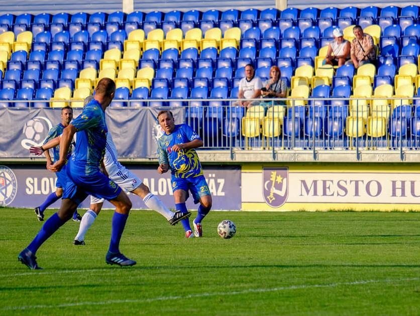 LIVE STREAM zo zápasu Galanta - Humenné (Slovnaft Cup, dnes)