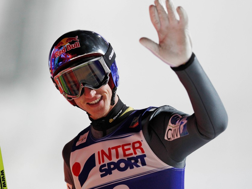 Prvýkrát vyhral ako tínedžer a načal rekord. Schlierenzauer ukončil kariéru