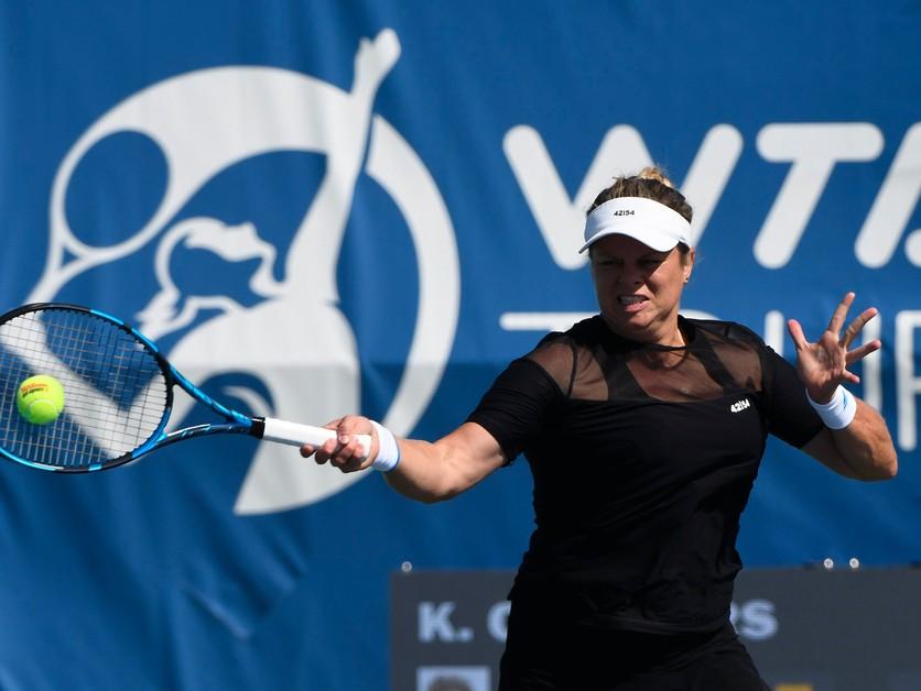 Clijstersová sa opäť vrátila na kurty. Keysová neskrývala radosť