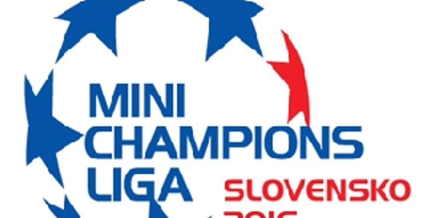 MINI CHAMPIONS LIGA SLOVENSKO 2016 - turnaj mladších žiakov U 12 (2005) a dievčat U 15 (2002)