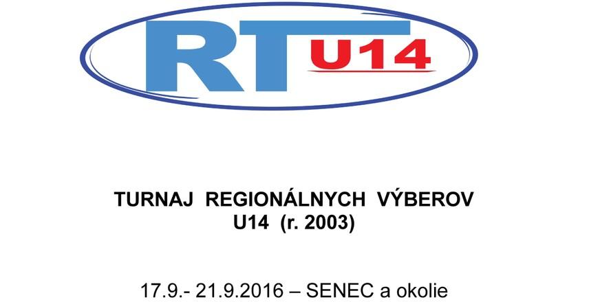 Nominácia výberu VsFZ U14