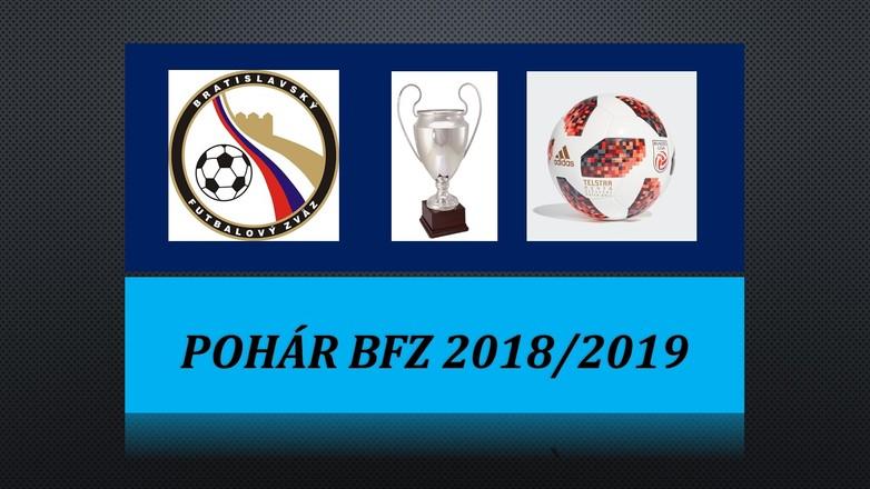 Finále 26.ročníka pohára BFZ na Futbalnet TV