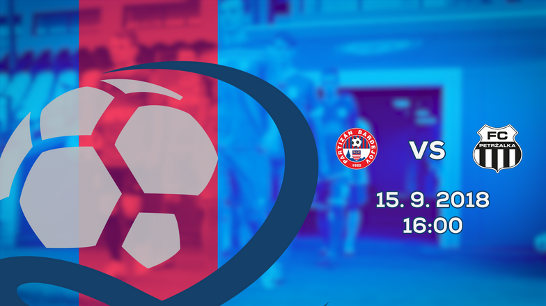 LIVE: 2. LIGA: 15. SEPTEMBRA 2018, 16:00 PARTIZÁN BARDEJOV – FC PETRŽALKA