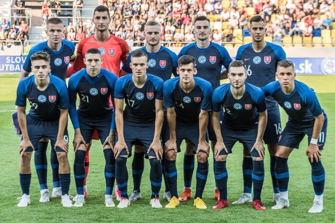 LIVE: SR 21: 12. OKTÓBRA 2018, 20:30 KVALIFIKAČNÝ ZÁPAS U21: SLOVENSKO – ESTÓNSKO