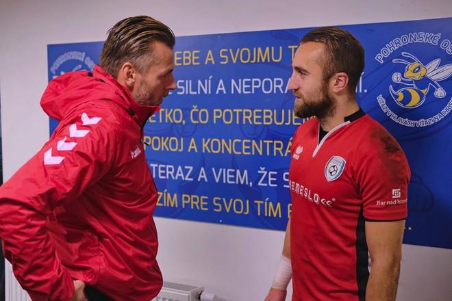 II. liga - Jeseň očami brankára Pohronia Tomáša Jenča: Fanúšikovia videli dobrý futbal