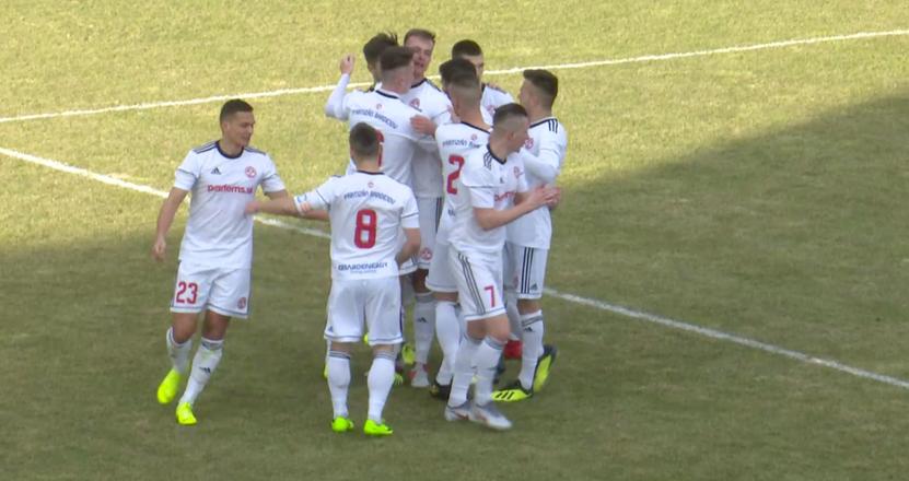 II. liga – V Bardejove sa až tri razy červenalo a gól padol v závere duelu, Berta: Z našej strany to bol zlý výkon