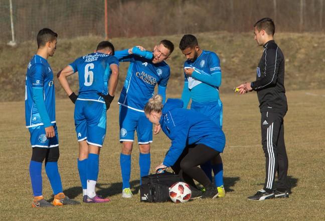 II. liga – Z chvostu súťaže čaká Lokomotívu Košice a Trebišov jarná cesta za záchranou