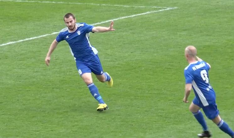 II. liga – Vujoševič s dvoma gólmi proti Pohroniu: Tréner mi gratuloval k výkonu