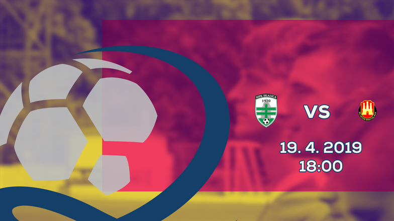 LIVE: 2. LIGA: 19. APRÍLA 2019, 18:00 MFK SKALICA - FK INTER BRATISLAVA