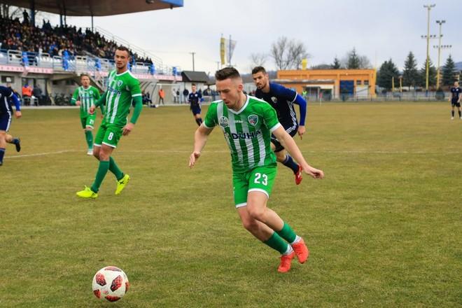 II. liga – Odchovanec vypadávajúceho Prešova Maník: Dúfajme, že všetko zlé bude na niečo dobré