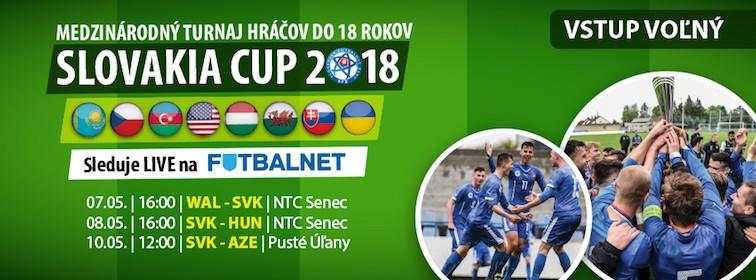 Slovakia Cup 2018