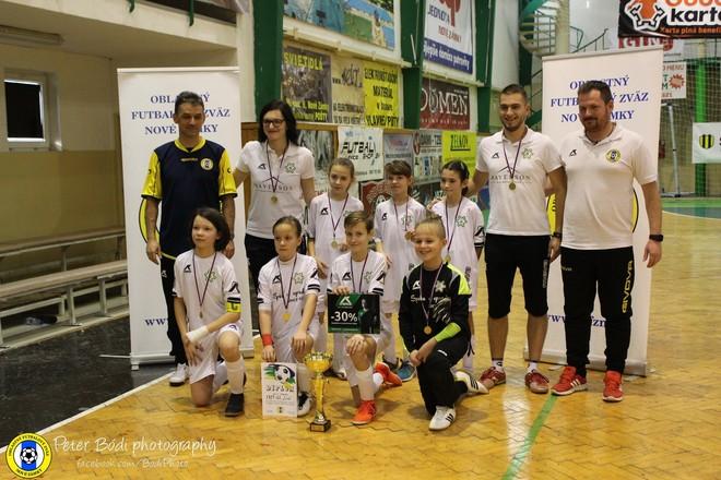 Futbalnet   Oblastný futbalový zväz Nové Zámky. ZHT o Pohár predsedu ObFZ v  kategórii MŽ U12 - Šampiónkami sa stali dievčatá FKM Nové 6fe4da73c89