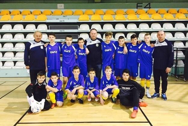 Nominácia výberu ObFZ Dunajská Streda U19 na halový turnaj o Pohár predsedu ZsFZ