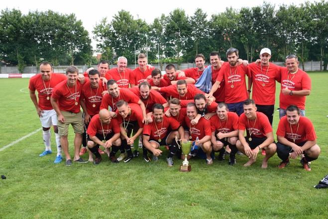 Majster AG Sport ligy - MFK Malé Dvorníky