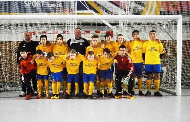 Kvalifikačný turnaj žiakov U14 o pohár predsedu ZsFZ v Galante