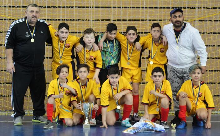 Víťazmi halového turnaja mladších žiakov sa stali ŠM Janíky