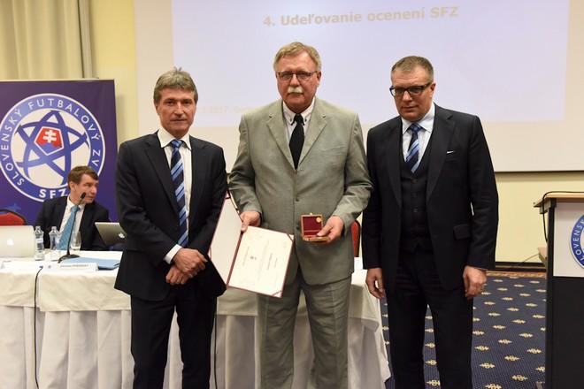 NAŠI JUBILANTI: Ondrej Mladší (80), Miroslav Král (70), Juraj Pilát (65)
