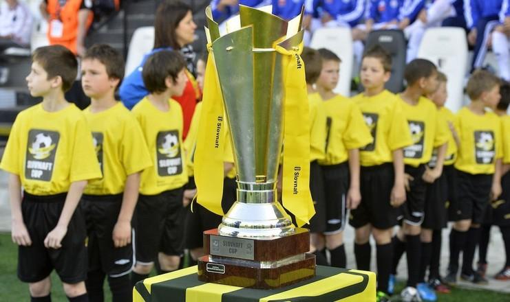 SLOVNAFT CUP: SPOZNALI SME DVOJICE 4. KOLA SLOVNAFT CUPU 2018/19