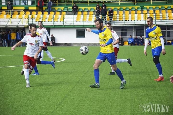Prípravný futbal – región Humenné (V)