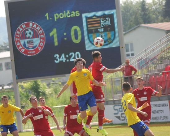 Bardejov - FC Košice 2:0