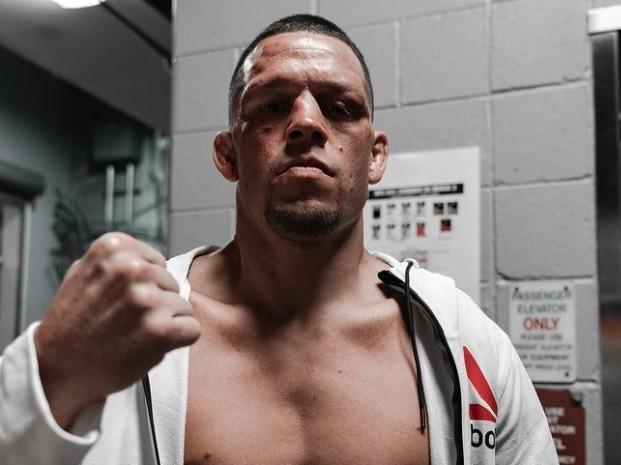Nate Diaz sa vracia! Preverí ho Leon Edwards