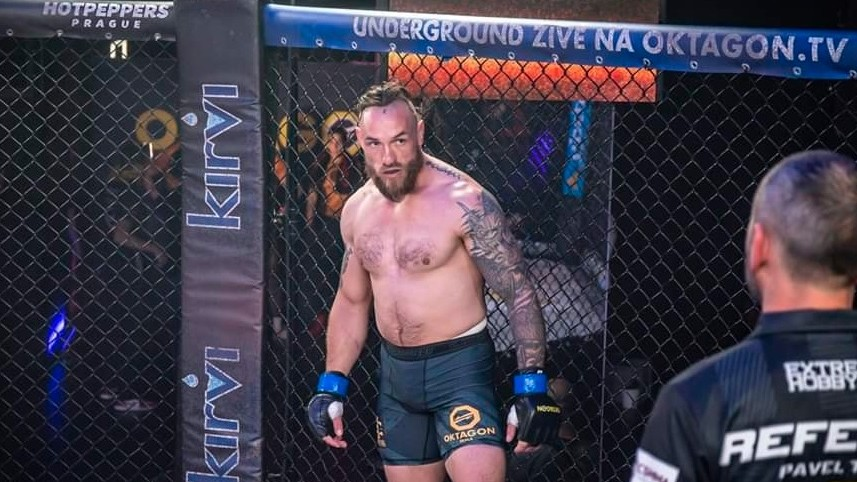 Neuveriteľná smola. Patrik Jevický sa pár dní pred hlavným súbojom podujatia Impact MMA zranil