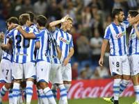 Real Sociedad otočil zápas, v tabuľke si výrazne polepšil