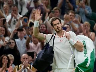 Nezaslúžim si reprezentovať. Andy Murray si nezahrá v Davisovom pohári