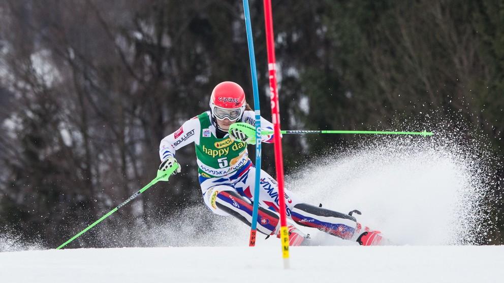 Slalom Kranjska Gora
